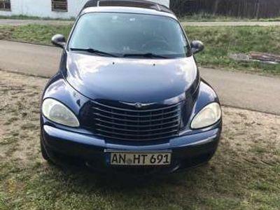 gebraucht Chrysler PT Cruiser 2.0 Limited als Kombi in Schopfloch