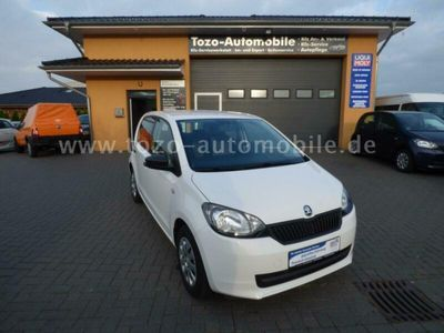 used Skoda Citigo Active*KLIMA*EL-FENSTER*1-HAND