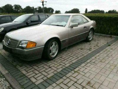gebraucht Mercedes SL500 MERCEDESDEUTSCHE BRIEF