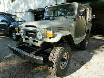 gebraucht Toyota FJ Land Cruiser40