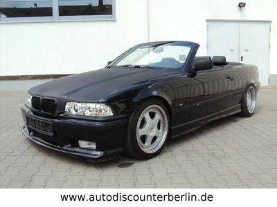 gebraucht BMW 318 Cabriolet E36 - KESKIN FELGEN -