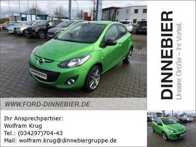 gebraucht Mazda 2 1.3 Kenko Gebrauchtwagen, bei Autohaus Dinnebier GmbH