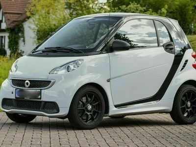 gebraucht Smart ForTwo Coupé softouch passion mhd