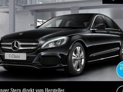gebraucht Mercedes C400 4M Avantgarde COMAND LED Keyl-GO Kamera PTS
