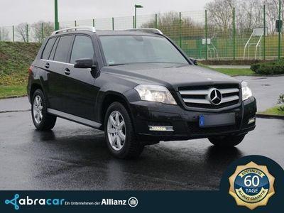 gebraucht Mercedes GLK350 GLK-Klasse CDI 4-Matic 4MATIC*Klima*Xen*