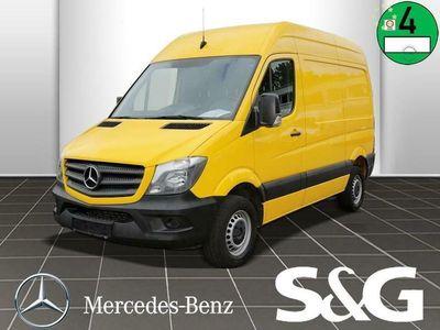 gebraucht Mercedes Sprinter 314 BlueTEC Kasten Hochdach Kompakt