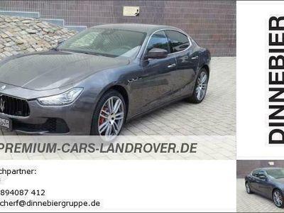 gebraucht Maserati Ghibli   Business Paket Plus*Diesel   B als Limousine in Berlin
