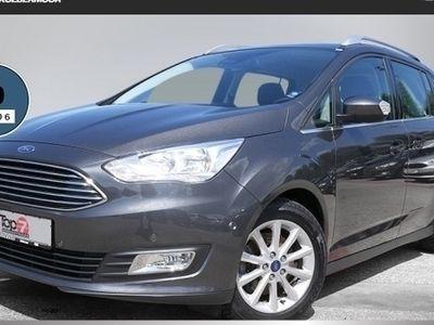 gebraucht Ford Grand C-Max 1.5 EcoBoost Titanium StartStopp
