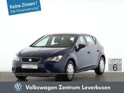 gebraucht Seat Leon 1.2 TSI KLIMA EURO6 (Gebrauchtwagen) in Leverkusen