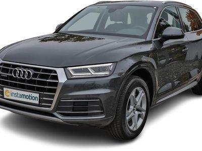 gebraucht Audi Q5 Q52.0 TDI qu. design S tronic AHK LED Leder Nav