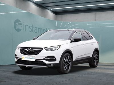 gebraucht Opel Grandland X Grandland X2.0 Turbo D Innovation SITZBELÜFTUNG