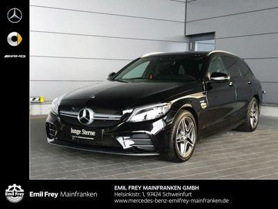 gebraucht Mercedes C43 AMG AMG 4M T+MBeam+390PS+360°+PANO+COMAND