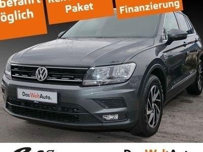 gebraucht VW Tiguan JOIN 2.0 TDI AHK*NAVI*SITZHZ