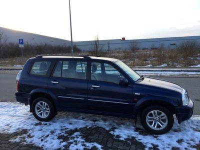 gebraucht Suzuki Grand Vitara XL-7 V6 4WD Sitzheizung Klima AHK