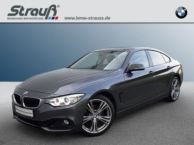 gebraucht BMW 420 Gran Coupé i Sport Line