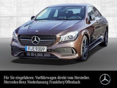 gebraucht Mercedes CLA200 d AMG NAVI NightP SpiegelP Licht&SichtP