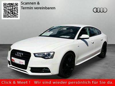 gebraucht Audi A5 Sportback S line 2.0 TDI multitronic KLIMA XE