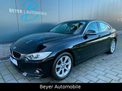 gebraucht BMW 418 Gran Coupé d Advantage*Bi-Xenon*Navi*1.Hand* als Sportwagen/Coupé in Freren