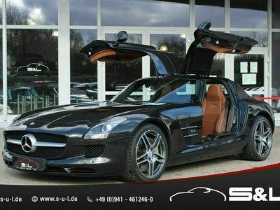gebraucht Mercedes SLS AMG Coupe Rückfahrkamera / Memory