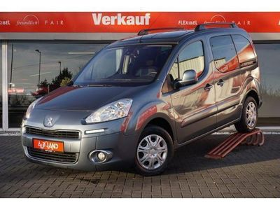 gebraucht Peugeot Partner Tepee 1.6HDi Family Panorama PDC Tempom.