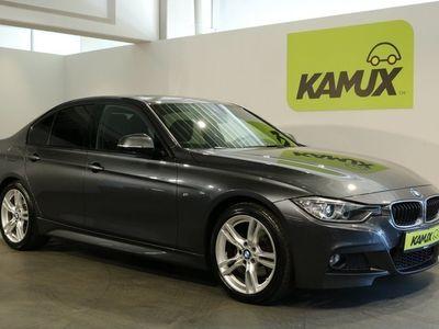 gebraucht BMW 320 d 8G-Aut. M-Sport +GSHD +Navi Prof. +HUD +Bi-Xenon +Alcantara
