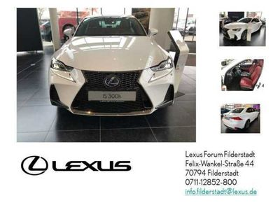 gebraucht Lexus IS300h Prem. Navig/Mark_Lev. /Alle Extras