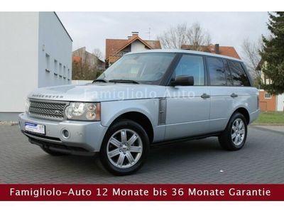 gebraucht Land Rover Range Rover V8 TD Vogue*Luft*Navigation*Xenon*
