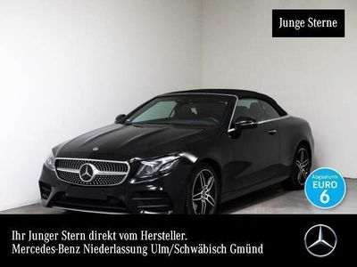 used Mercedes E350 Cab. AMG Multibeam Burmester COMAND Distr+