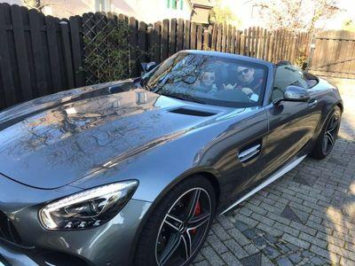 gebraucht Mercedes AMG GT C Roadster AMG Speedshift 7G-DCT