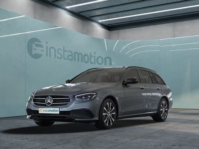 gebraucht Mercedes E300 E300 de T Avantgarde Night LED Luftf. SHD Wides