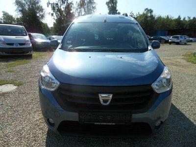 gebraucht Dacia Dokker Laureate TÜV bis 4/2020