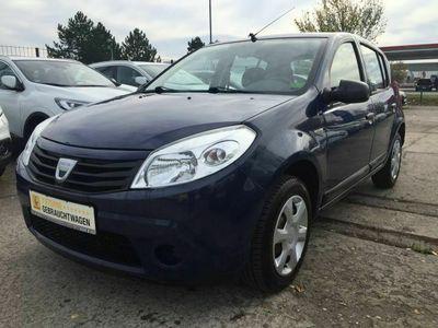 gebraucht Dacia Sandero 1.4 Ambiance 1.HAND ABS,Servo,ZV,Radio