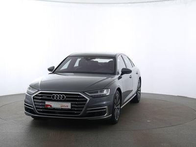 gebraucht Audi A8 Limousine 50 TDI quattro tiptronic Panorama schwarz