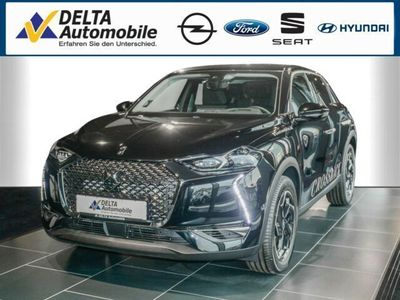 gebraucht DS Automobiles DS3 Crossback So Chic,LEDER,18Zoll,NAVI