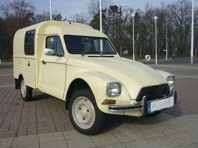 gebraucht Citroën Acadiane Grundausstattung