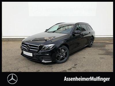 gebraucht Mercedes E300 T-Modell **AMG/19Z/Night/Kamera/ILS