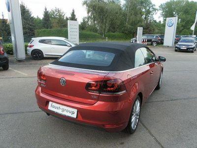 gebraucht VW Golf Cabriolet VI CUP AHK GRA ParkPilot (Klima)