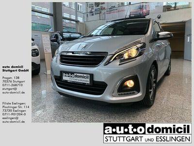 gebraucht Peugeot 108 1.0 VTi TOP! Collection (EURO 6d-TEMP)