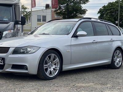 gebraucht BMW 325 d M-Sportpaket+Xen+Pano+AHK+BT+PDC+SHZ+met.