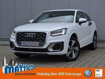 gebraucht Audi Q2 Sport 35 1.5 TFSI LED/APS-PLUS/VORB.-AHK+NAVI