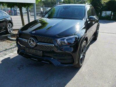 gebraucht Mercedes GLE400 d 9G-TRONIC 4MATIC AMG LINE * 22 ZOLL * FAHRASSISTENZPAKET * PARK-& OFFROAD-TECHNIKPAKET *