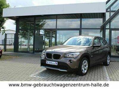 gebraucht BMW X1 sDrive 18i Bi-Xenon*Unfallfrei*SHZ*PDC*Klima