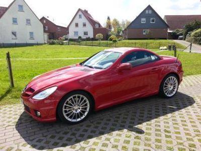 gebraucht Mercedes SLK300 7G-Tronic AMG Styling