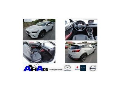 gebraucht Mazda CX-3 2.0 SKYACTIV-G AWD i-ELOOP Sports-Line *Voll*