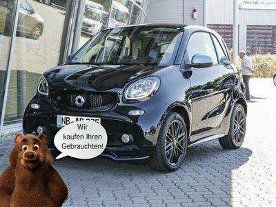 gebraucht Smart ForTwo Electric Drive Navi/Panorama/SHZ/Klima