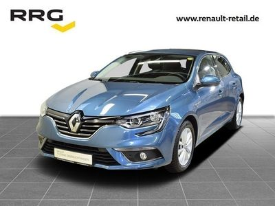 gebraucht Renault Mégane IV 4 1.2 TCE 130 INTENS ENERGY LIMOUSINE