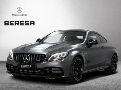 gebraucht Mercedes C63 AMG AMGCoupé Burmester Pano.-Dach LED Kamera