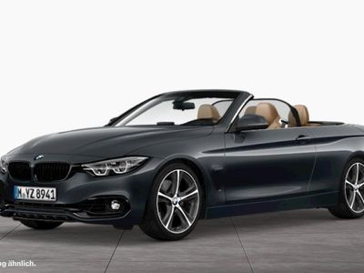 """gebraucht BMW 440 i Cabrio xDr.Sport DrivAs.HUD Lenkradh.DAB19"""""""