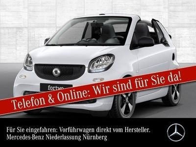 gebraucht Smart ForTwo Cabrio 52kW passion BRABUS tailor made DCT