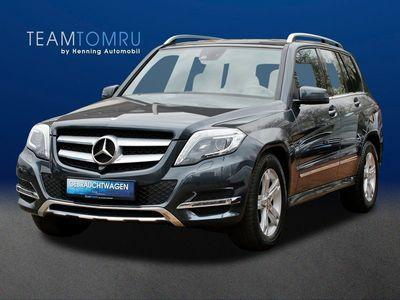 gebraucht Mercedes GLK220 4M BT -Navi-Leder-Xenon-PTS- u.m.